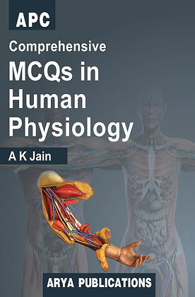 Comprehensive MCQs in Human Physiology