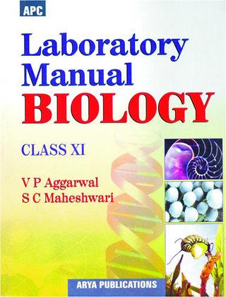 Laboratory Manual Biology Class- XI