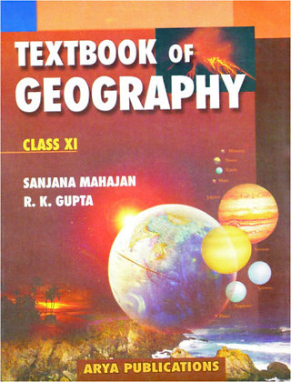 Textbook of Geography Class-XI