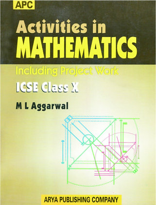 Activities in Mathematics ICSE (Including Projects) Class- X