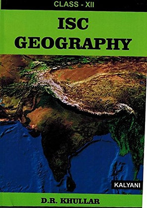 ISC Geography Class 12