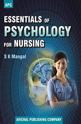 Essentials of Psychology for Nursing