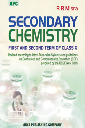 Secondary Chemistry Class- X