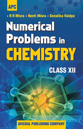 Numerical Problems in Chemistry Class- XII