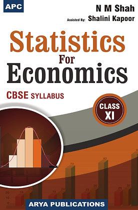 Statistics for Economics Class- XI