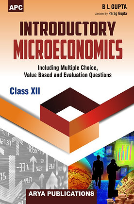Introductory Microeconomics Class- XII