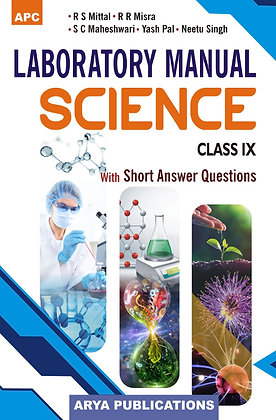 Laboratory Manual Science (Short Answer Questions) Class- IX