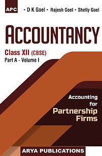 Accountancy Partnership Account - Part A