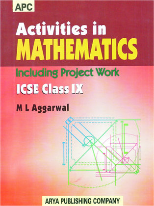 Activities in Mathematics ICSE (Including Projects) Class- IX