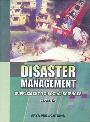 Disaster Management Class- IX