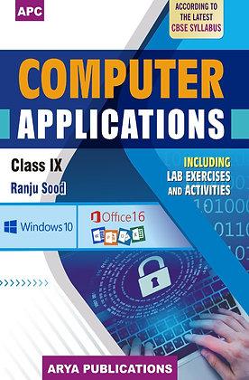 Computer Applications Class-IX