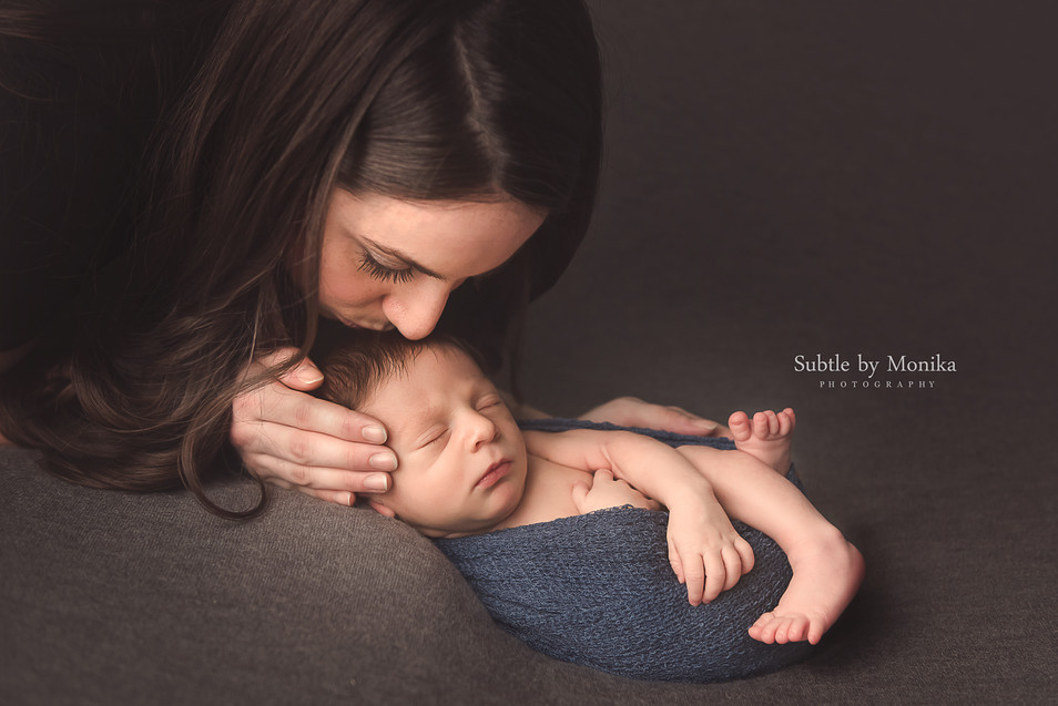 newborn photo session nj