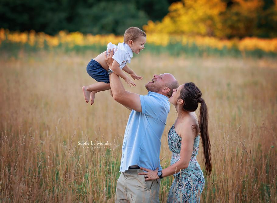 children family photo nj