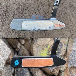 Black Shadow PVD with Copper Detour Insert