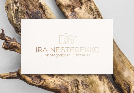 IRINA NESTERENKO BRANDING