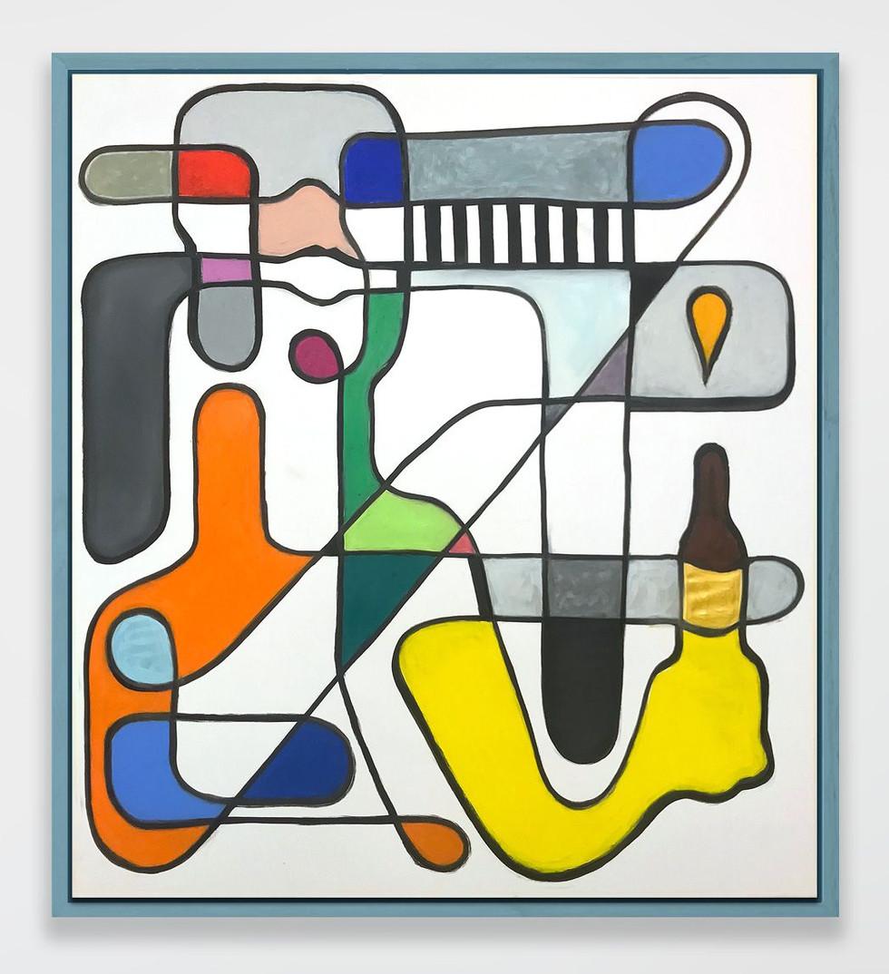 Reinforced Mondrian Drinks, 2019 (Racetraxx series one line only)