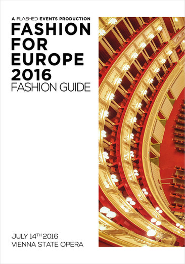 Guide Design for Fashion for Europe