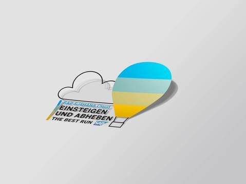 SAP STICKER DESIGN