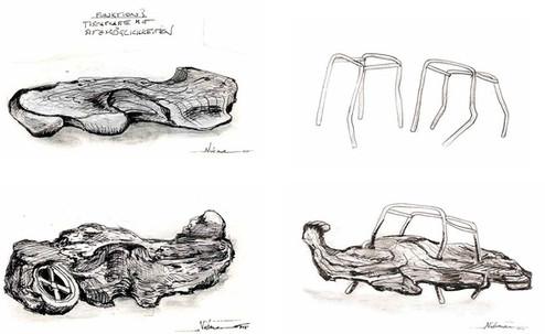 sketches for lutos