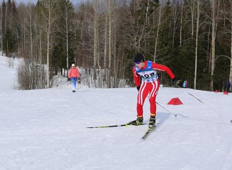 Итоги областного конкурса по лыжным гонкам!