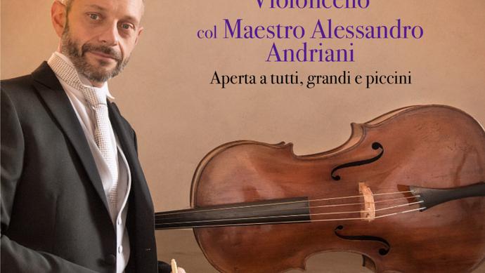 Masterclass di Violoncello col Maestro Andriani