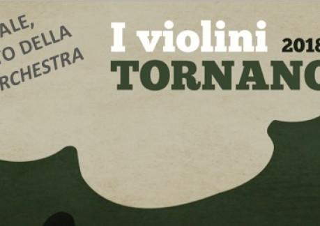 I violini tornano
