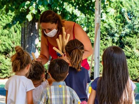 Nuovo corso CML per bimbi dai 3 ai 5 anni