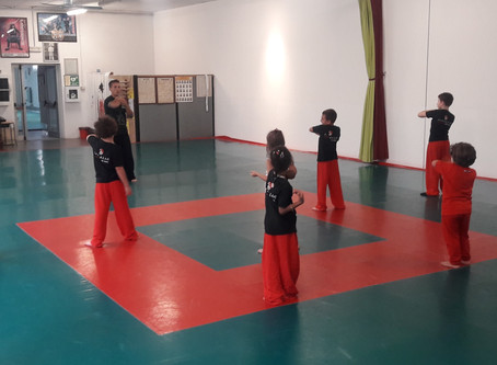Laboratorio Tai Chi for Kids