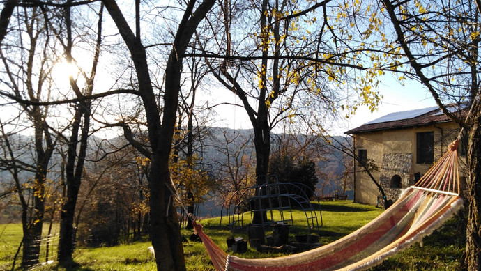 Stage di Primavera a Casa La Lodola