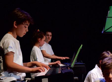 Le foto del concerto al Teatro Dehon