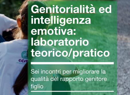 Genitorialità ed intelligenza emotiva: laboratorio teorico/pratico