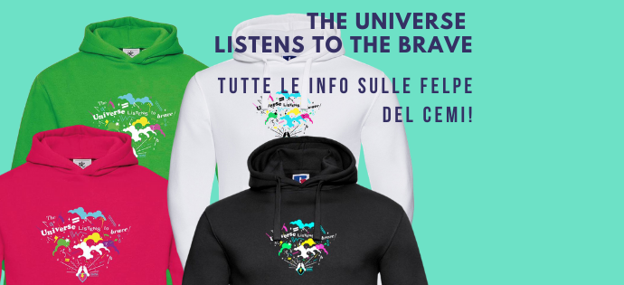 The Universe Listens To The Brave