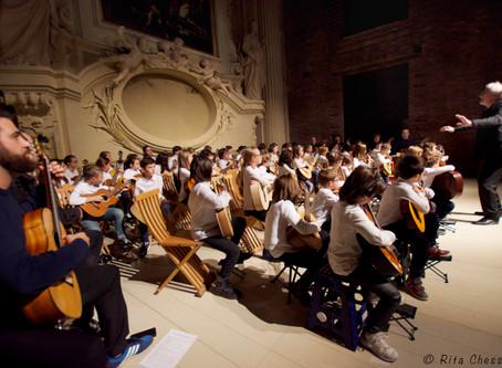 Inizia l'Orchestra Giovanile a Pizzico, ecco tutte le informazioni utili