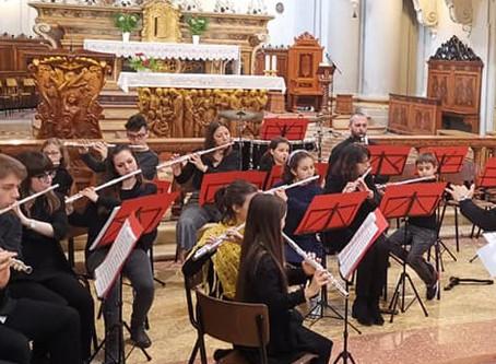 Nasce Aulosis, orchestra di flauti!