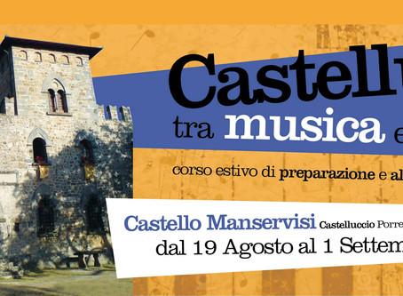 Stage estivo a Castelluccio (Porretta)