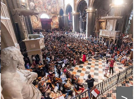 1001 Violini In Piazza A Cremona