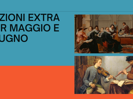 "Calendario e Pacchetti ""extra"""