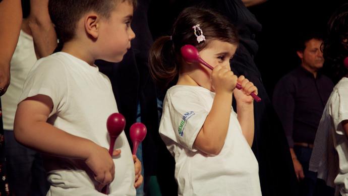 "Lezione di prova gratuita ""Music Lullaby"" (da 0 a 3 anni)"