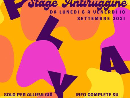 """Ritrovarsi dopo le vacanze: lo stage """"Antiruggine"""" va in Fattoria!"""