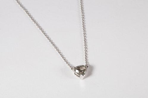 Grey Diamond Pendant