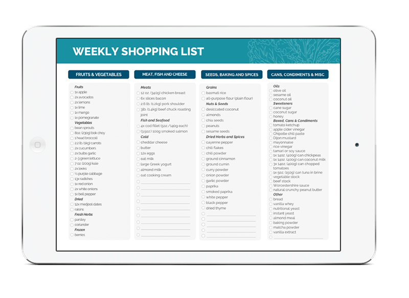 shopping-list