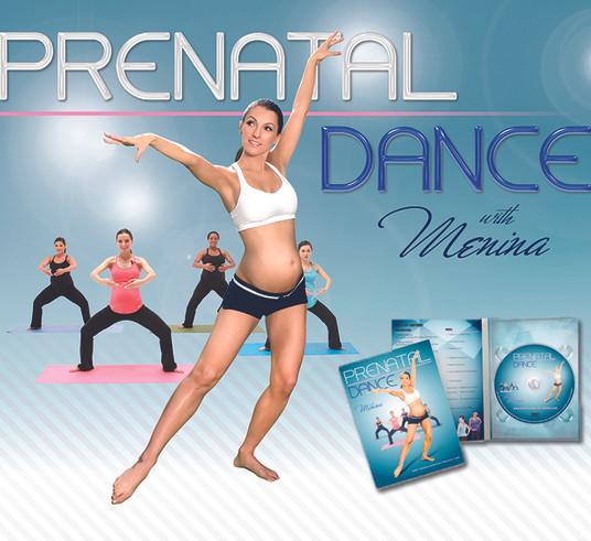 Prenatal Dance with Menina