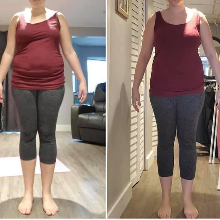 Shannon - Lost 13.8 pounds