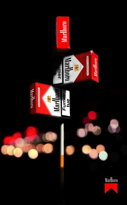 Marlboro red way