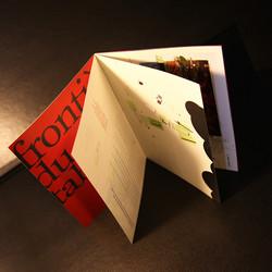 """Edition """" catalogue Frontières"""""""