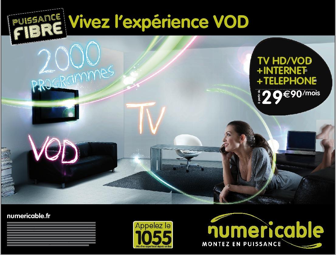 L'expérience VOD