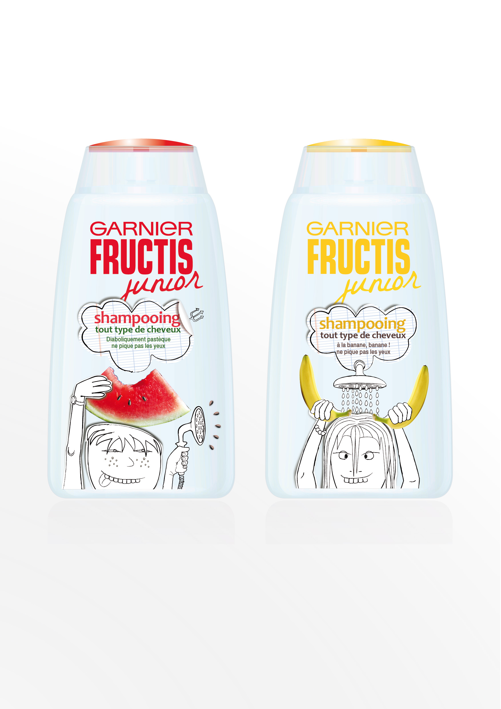 pack junior Garnier