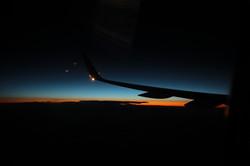 Lumière au bout des ailes