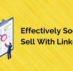 Effectively Social Sell With LinkedIn.jp
