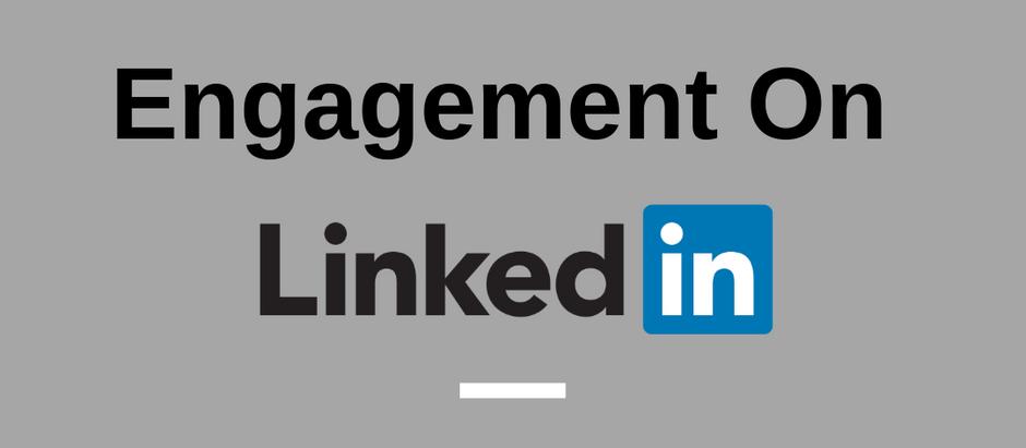Best ways to engage on LinkedIn?